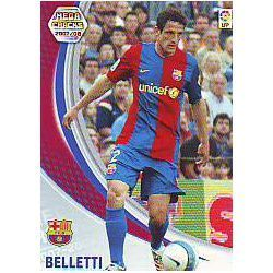 Belletti Barcelona 57 Megacracks 2007-08