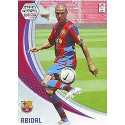 Abidal 62 Megacracks 2007-08