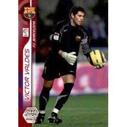 Victor Valdés Barcelona 38 Megacracks 2006-07