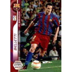 Belletti Barcelona 39 Megacracks 2006-07