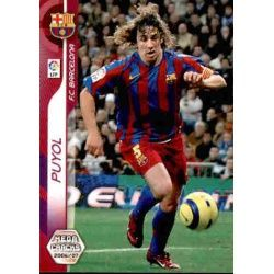 Puyol Barcelona 41 Megacracks 2006-07