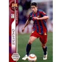 Silvinho Barcelona 43Megacracks 2006-07