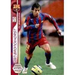 Van Bronckhorst Barcelona 44 Megacracks 2006-07