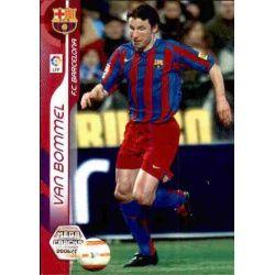 Van Bommel Barcelona 48 Megacracks 2006-07