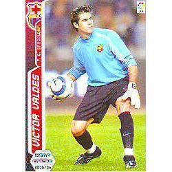 Victor Valdes Barcelona 56Megacracks 2005-06