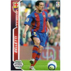 Belletti Barcelona 57 Megacracks 2005-06