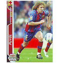 Puyol Barcelona 58Megacracks 2005-06