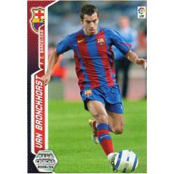 Van Bronckhorst Barcelona 60Megacracks 2005-06
