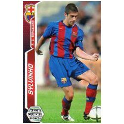 Sylvinho Barcelona 61Megacracks 2005-06