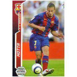 Motta Barcelona 64Megacracks 2005-06
