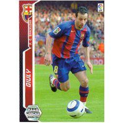 Giuly Barcelona 68 Megacracks 2005-06