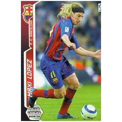 Maxi Lopez Barcelona 71 Megacracks 2005-06