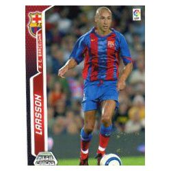 Larsson Barcelona 72 Megacracks 2005-06