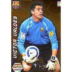 Victor Valdes Mega Estrellas 363 Megacracks 2005-06