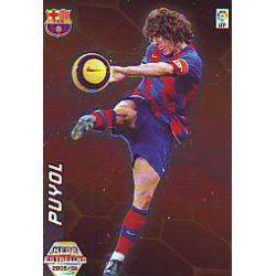 Puyol Mega Estrellas 366 Megacracks 2005-06