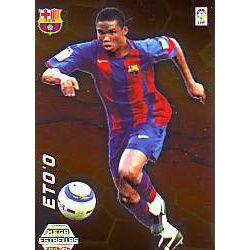 Eto'o Mega Estrellas 390 Megacracks 2005-06