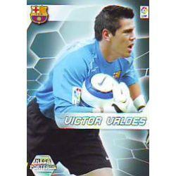 Victor Valdes Mega Porteros 403 Megacracks 2005-06