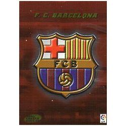 Escudo Barcelona 55 Megacracks 2004-05