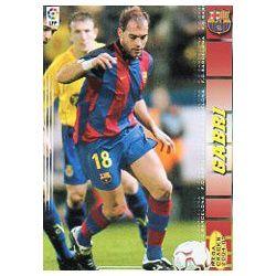 Gabri Barcelona 58 Megacracks 2004-05