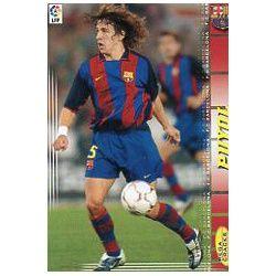 Puyol Barcelona 59 Megacracks 2004-05