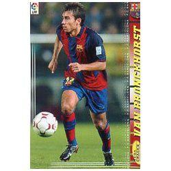 Van Bronckhorst Barcelona 62 Megacracks 2004-05