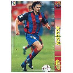 Motta Barcelona 64Megacracks 2004-05