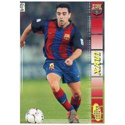 Xavi Barcelona 66 Megacracks 2004-05