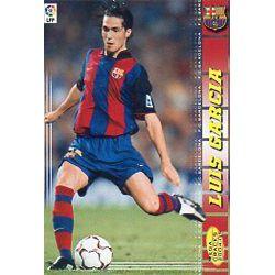 Luis Garcia Barcelona 70 Megacracks 2004-05