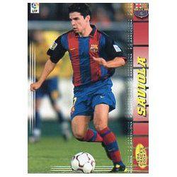 Saviola Barcelona 71 Megacracks 2004-05