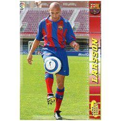 Larsson Barcelona 72 Megacracks 2004-05