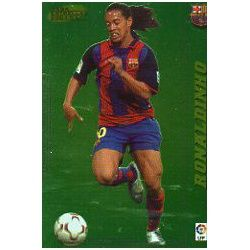 Ronaldinho Mega Estrellas Barcelona 387 Megacracks 2004-05
