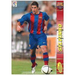 Sylvinho Nuevos Fichajes Barcelona 446 Megacracks 2004-05