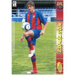 Edmilson Nuevos Fichajes Barcelona 453 Megacracks 2004-05