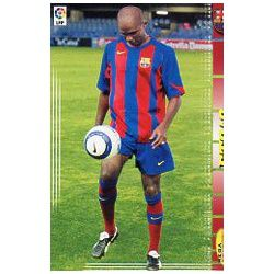 Eto'o Nuevos Fichajes Barcelona 465 Megacracks 2004-05