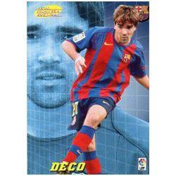 Deco Mega Fichajes Barcelona 497 Megacracks 2004-05