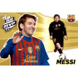 Messi Mega MVP 11-12 Barcelona 424 Leo Messi