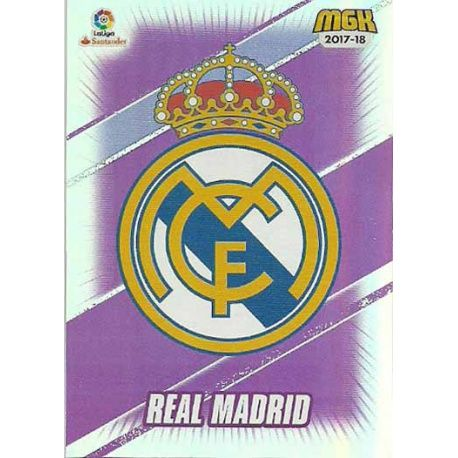 Oferta Escudo Real Madrid Megacracks 2017 18