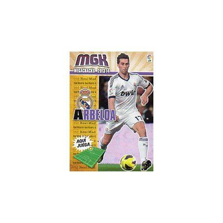 Arbeloa Real Madrid 202 Megacracks 2013-14