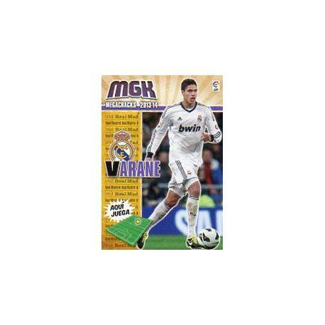 Varane Real Madrid 204 Megacracks 2013-14