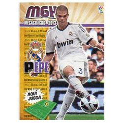 Pepe Real Madrid 205