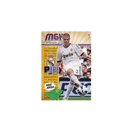 Pepe Real Madrid 205 Megacracks 2013-14