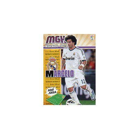 Marcelo Real Madrid 206 Megacracks 2013-14