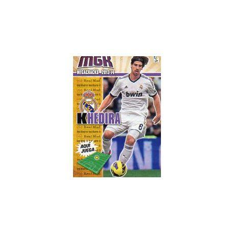 Khedira Real Madrid 209 Megacracks 2013-14