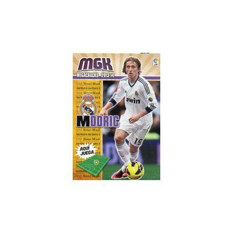 Modric Real Madrid 210 Megacracks 2013-14