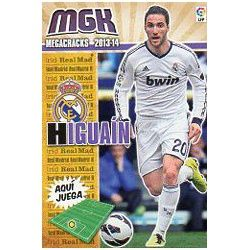 Higuain Real Madrid 214