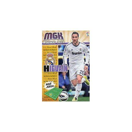 Higuain Real Madrid 214 Megacracks 2013-14