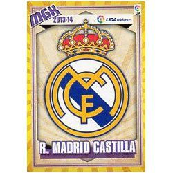 Real Madrid Castilla Escudo 2ª División Real Madrid 422