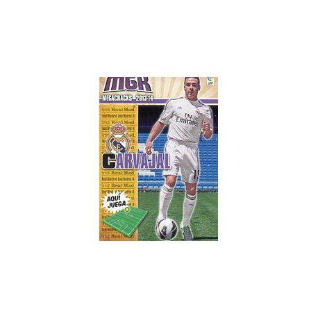 Carvajal Nuevos Fichajes Real Madrid 450 Megacracks 2013-14