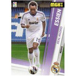 Essien Fichas Bis Real Madrid 191 Bis