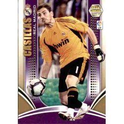Casillas Serie Oro Real Madrid 128 Megacracks 2009-10